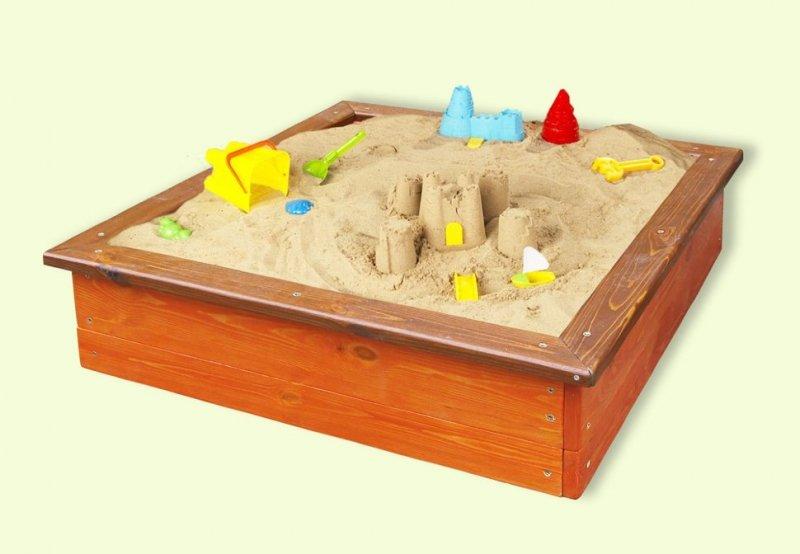 деревянные песочницы